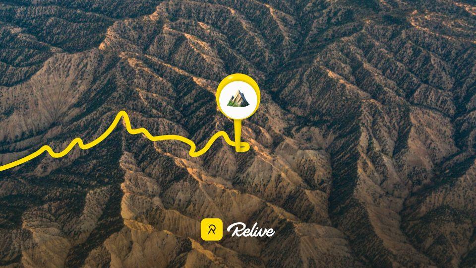 Relive 'Sortie à vélo dans l'après-midi'