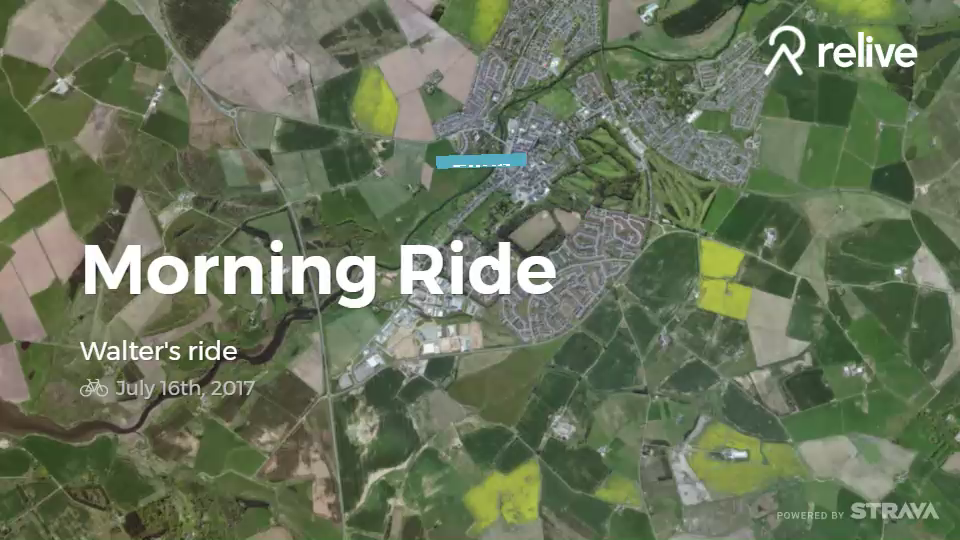 Relive 'Morning Ride'
